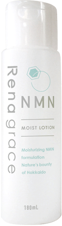 Rena grace  NMN Moist Lotion (化妆水) 180ml